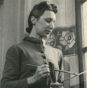 Barbara (painter) - Image: Olga Biglieri Scurto or Barbara