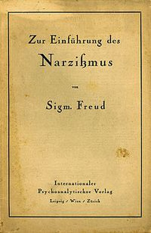 On Narcissism - The German edition