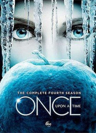Once Upon a Time (season 4) - DVD cover