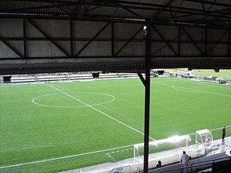Dundalk F.C. - Image: Oriel Web 2