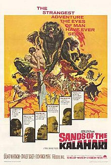 Original movie poster for the film Sands of the Kalahari.jpg