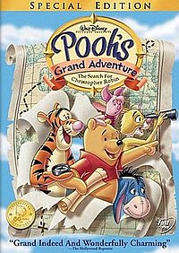 Pooh's Grand Adventure:  The Search for Christofer robin