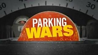 <i>Parking Wars</i> reality television series