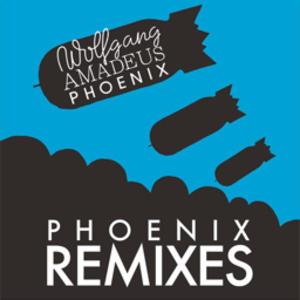 Wolfgang Amadeus Phoenix - Image: Phoenix Wolfgang Amadeus Phoenix Remixes