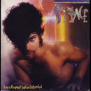 Let's Pretend We're Married - Image: Prince Lets Pretend