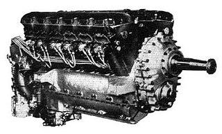 Rolls-Royce Goshawk 1930s British piston aircraft engine