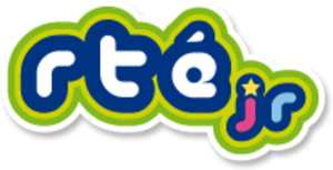 RTÉjr - Image: RTÉjr logo