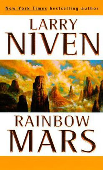 Rainbow Mars - First edition cover