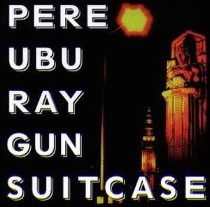 Ray Gun Suitcase - Image: Ray Gun Suitcase