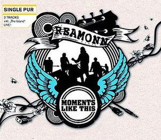Moments Like This (Reamonn song) single by Reamonn