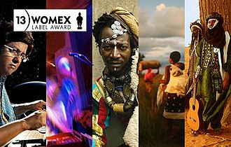 World Music Network - WMN is announced winner of the WOMEX 2013 Label Award.