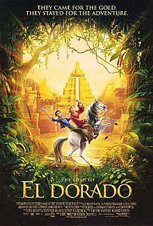 the road to el dorado movie