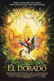 The Road To El Dorado Wikipedia
