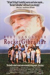 <i>Rocket Gibraltar</i> 1988 film by Daniel Petrie