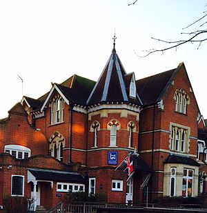 "Rokeby Preparatory School - ""Rokeby"", No. 17 The Downs, Wimbledon (1879–1966)"
