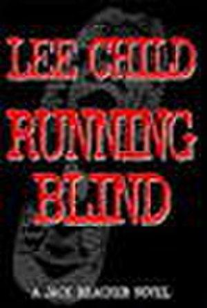 The Visitor (Child novel) - Image: Running blind book
