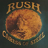 Rush Discography 200px-Rush_Caress_of_Steel