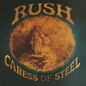 Caress of Steel - Image: Rush Caress of Steel