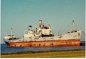 SS Ragnhild (1941) - Image: SS Penelope