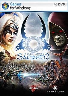 <i>Sacred 2: Fallen Angel</i> 2008 video game