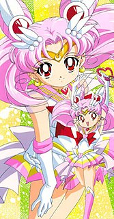 Chibiusa character in the Sailor Moon franchise