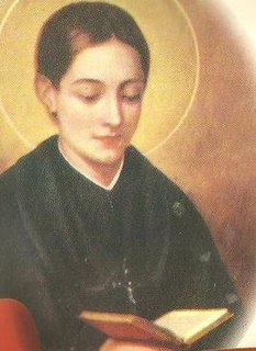 Bartolomea Capitanio Foundress of the Sisters of Charity of Lovere.