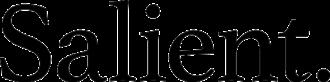 Salient (magazine) - Image: Salient logo 2014