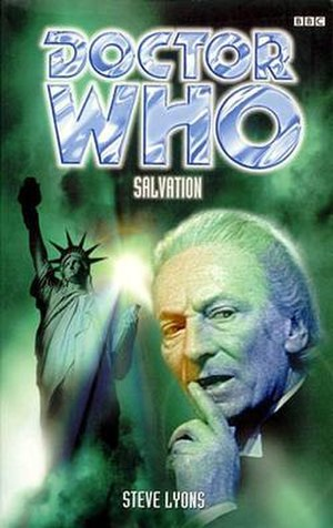 Salvation (novel) - Image: Salvation (Doctor Who)