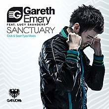 gareth emery feat. lucy saunders sanctuary