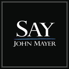 cd john mayer say