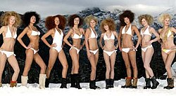 Scandinavia's Next Top Model, Cycle 3 - Wikipedia, the free ...