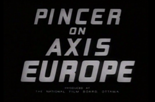 <i>Pincer on Axis Europe</i> 1943 short film