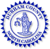 Official seal of Durham County