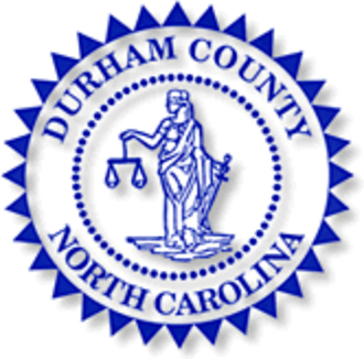 Durham County, North Carolina - Image: Seal of Durham County, North Carolina