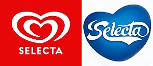 Selecta (dairy products) - Image: Selecta philippines logo