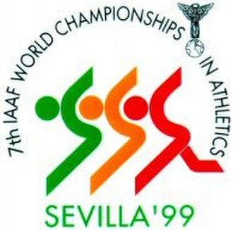 1999 World Championships in Athletics - Image: Seville IAAF 1999