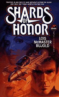 Vorkosigan Saga book series by Lois McMaster Bujold