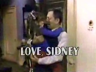 Love, Sidney - Title card showing Sidney Shorr and Patti Morgan together
