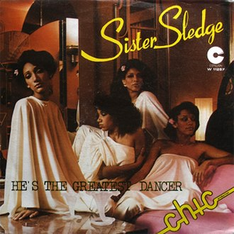 He's the Greatest Dancer - Image: Sister Sledge He's The Greatest Dancer