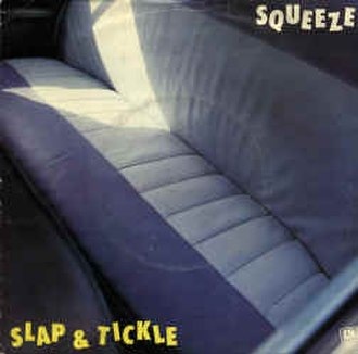 Slap and Tickle - Image: Slap and tickle cover