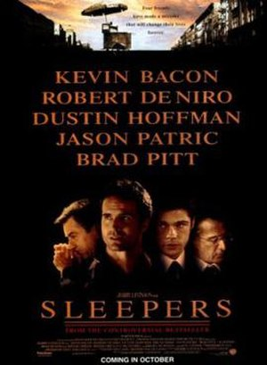 Sleepers - Theatrical release poster