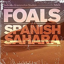 Spanish Sahara (song) - Wikipedia, the free encyclopedia