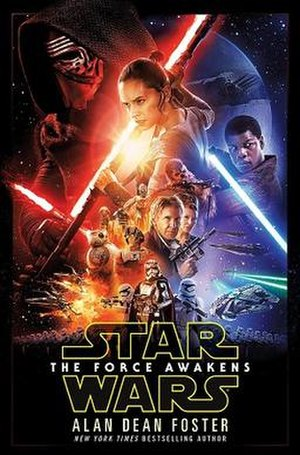 Star Wars: The Force Awakens (novel) - Image: Star Wars The Force Awakens novelization
