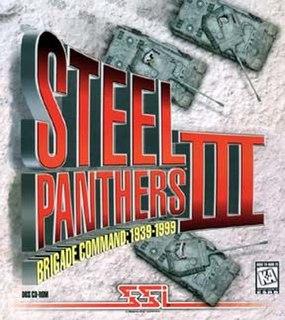 <i>Steel Panthers III: Brigade Command 1939–1999</i>
