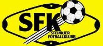 Steinkjer FK - Image: Steinkjer FK