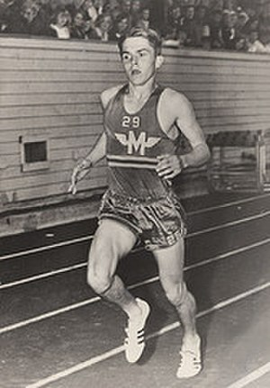 Steve Prefontaine - Prefontaine in 1969