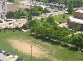 Stoll Field/McLean Stadium - Image: Stoll field lexington