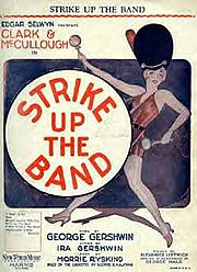 Original sheet music