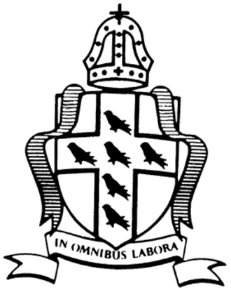 St Wilfrid's Catholic School, Crawley - Coat of arms of the School