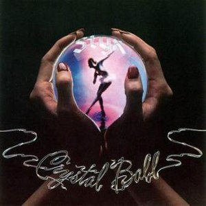 Crystal Ball (Styx album) - Image: Styx Crystal Ball